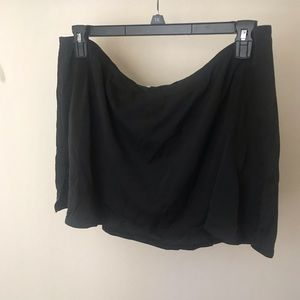 Lame Bryant size 22 swim skirt